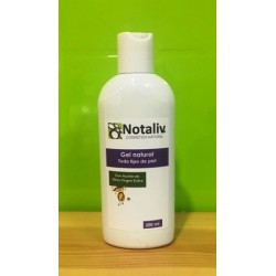 GEL NATURAL AOVE ADULTOS 200ml