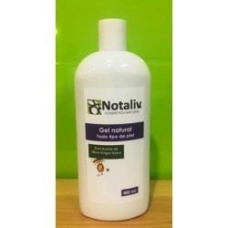 GEL NATURAL AOVE ADULTOS 400ml