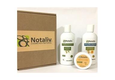 NotalivBox Peeling + Hidratación